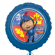 "Mike The Knight Foil Balloon (18"") 1pc"